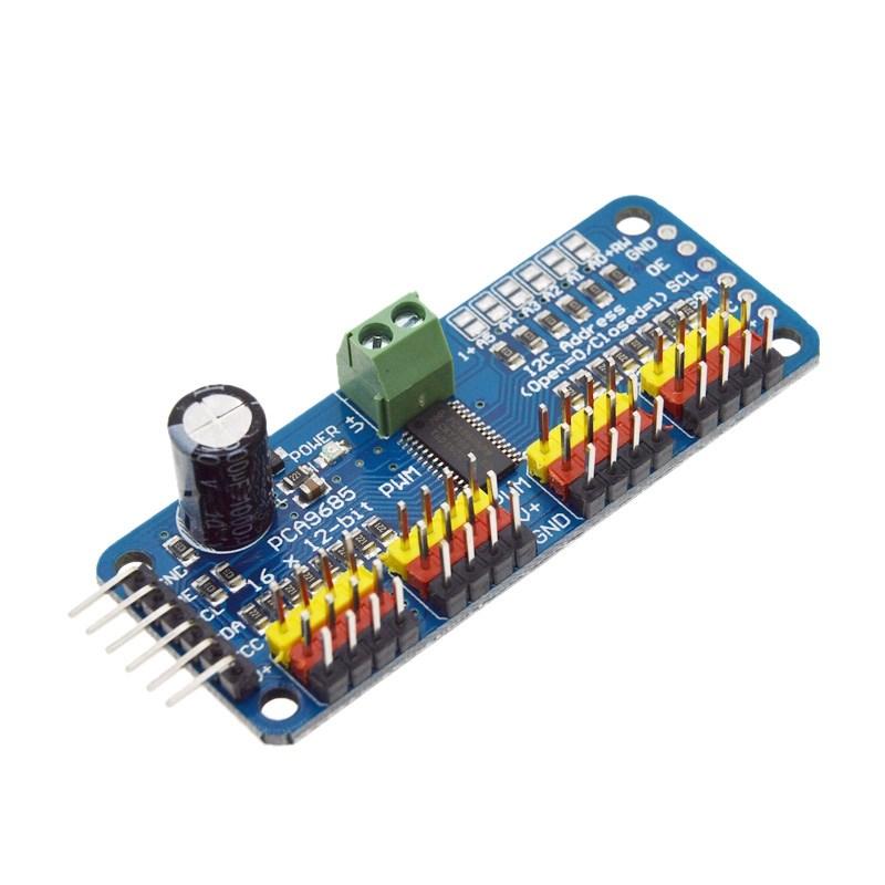 Servo control with Arduino - Arduino Programming